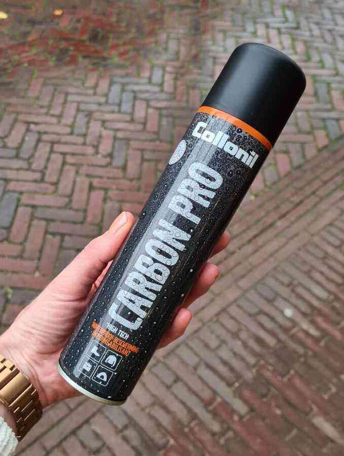 Collonil Carbon Spray voor leer en textiel nano