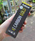Collonil Carbon Gold creme reinigt en beschermd