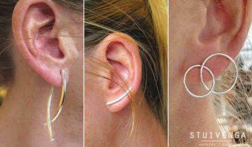Zilveren oorbellen: Dé ultieme accessoire