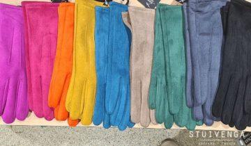 Handschoenen trend : zacht, warm en trendy!