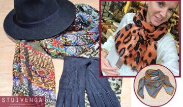 Prachtige wollen sjaals voor elk seizoen