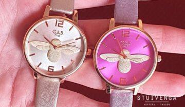 Horloge trends : Insecten, bloemen, parels en hout