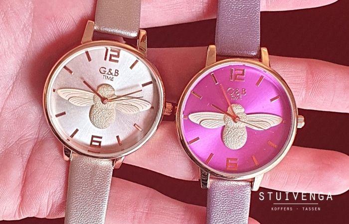 horloge uurwerk insect