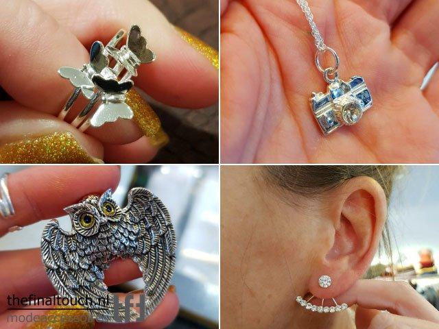 Zilveren sieraden kunnen altijd!