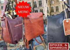 Spikes and Sparrow : Nu in de webshop!