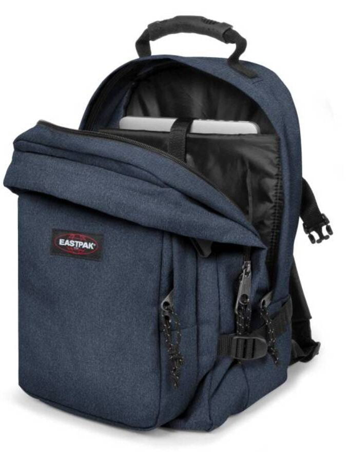 Eastpak provider double denim laptop