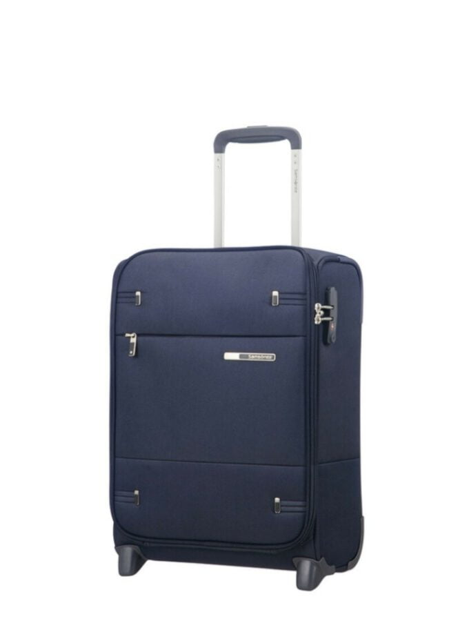 Samsonite Base Boost Upright 45 Underseater navy
