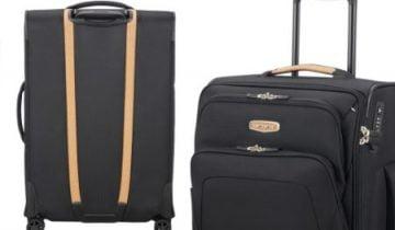 Koffers en tassen van gerecyled materiaal