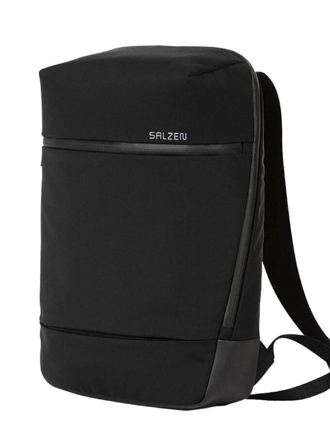 Salzen SAVVY Daypack rugtas Phantom Black rfid