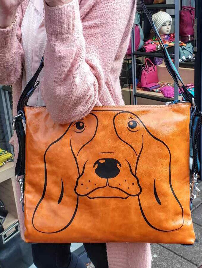 Gabs G-Urban Large rugtas met hondje