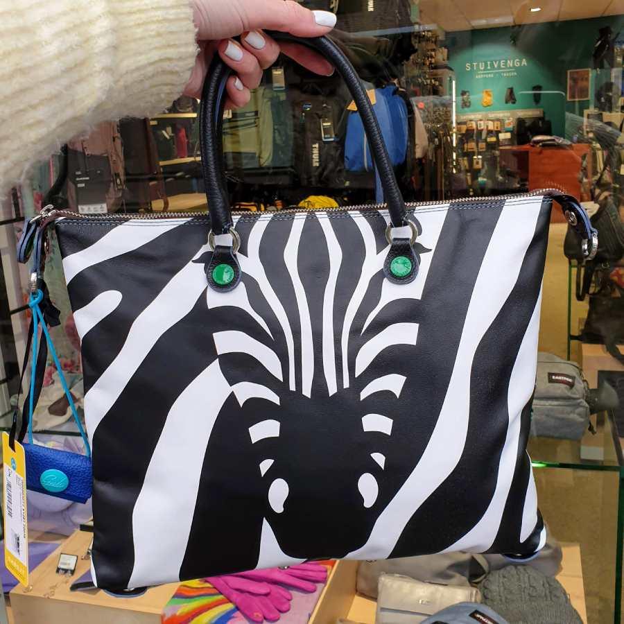 Gabs G3 Medium PEGASO JEANS Zebra