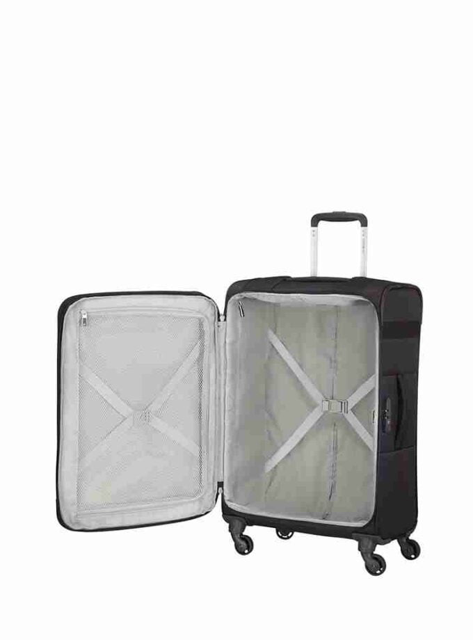 Samsonite CITYBEAT Medium koffer 66cm Black