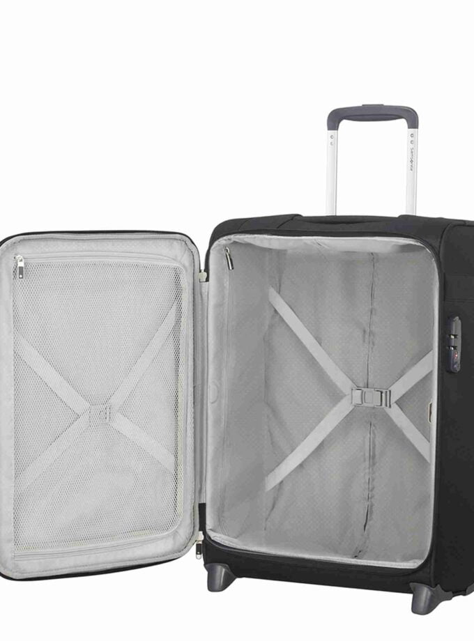Samsonite CITYBEAT Upright 55cm Black