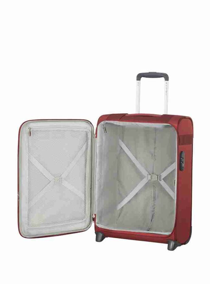 Samsonite CITYBEAT Upright 55cm Cherry rood