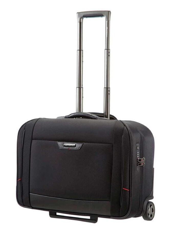 Samsonite Pro-DLX 4 Garmentbag on Wheels