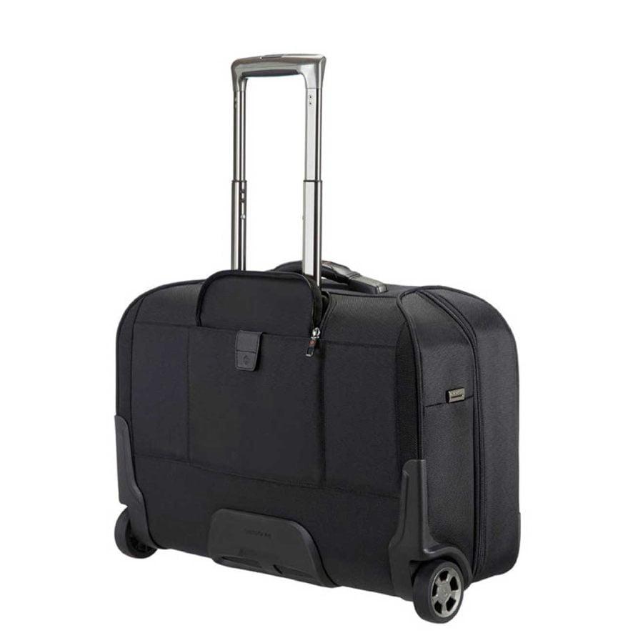 Samsonite Pro-DLX 4 Garmentbag on Wheels achterkant