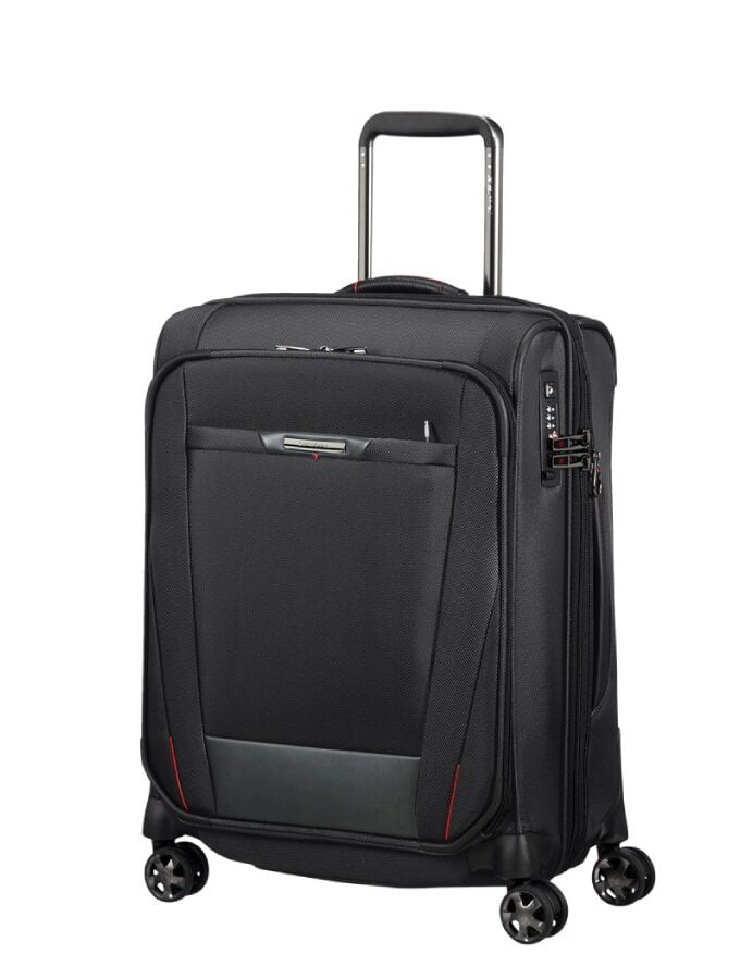 Samsonite Pro-DLX 5 Spinner 55 Exp Black