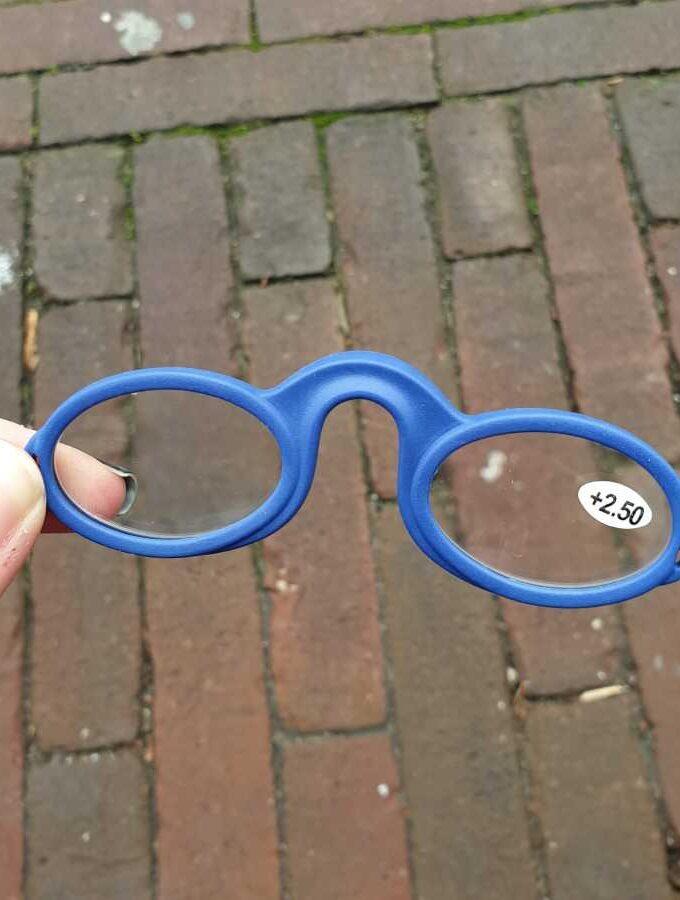 leesbril klein