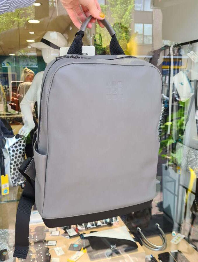 moleskine backpack grey grijs