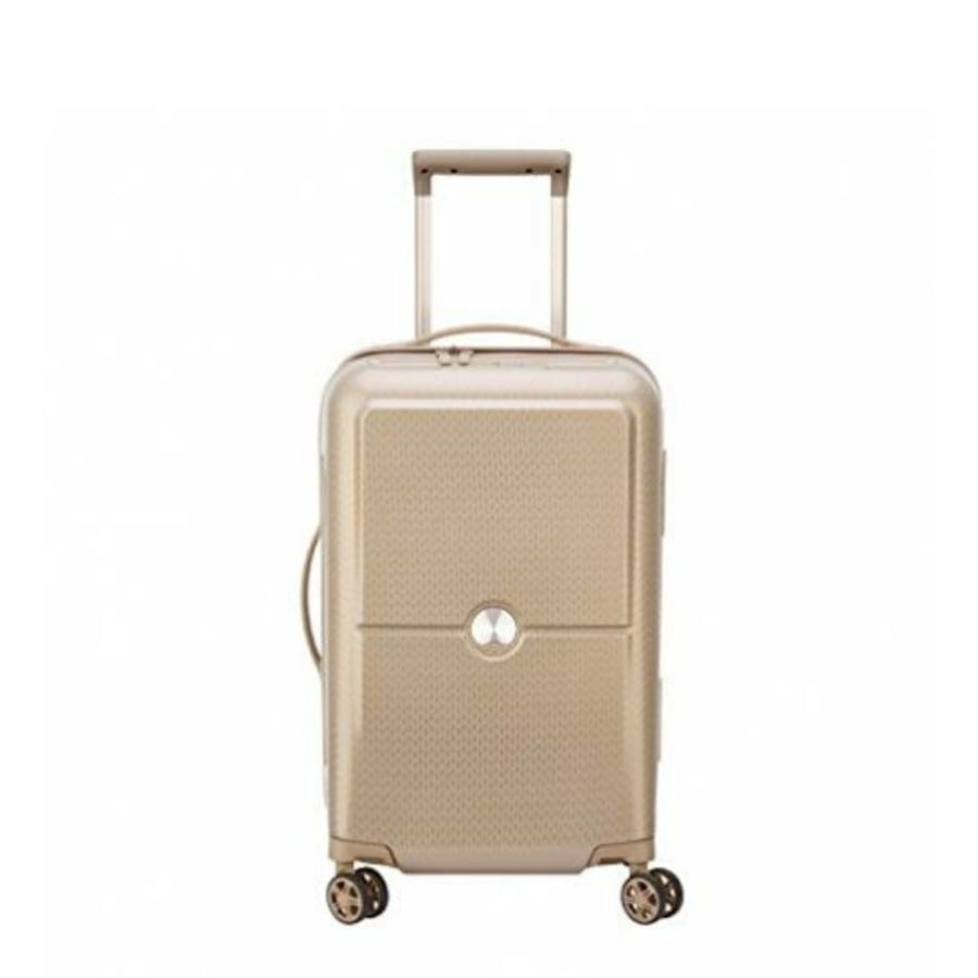 Delsey Turenne 55cm Spinner Cabin Trolley beige