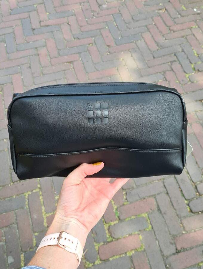 Moleskine Classic Waist Pack heuptas Black