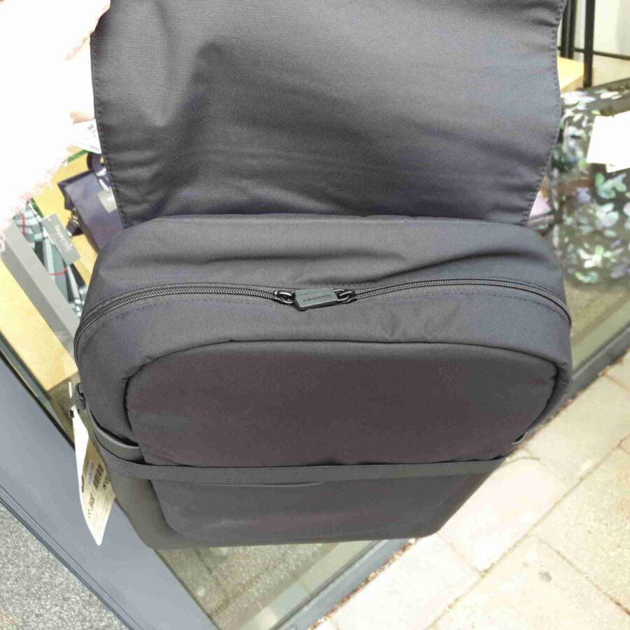 Moleskine backpack ID black