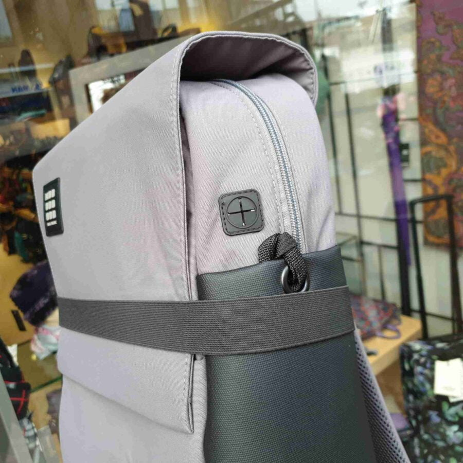 Moleskine ID Backpack Slate Grey 15 inch