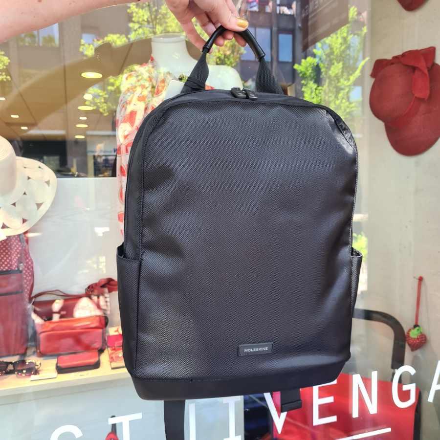 Moleskine The Backpack Ballystic Black