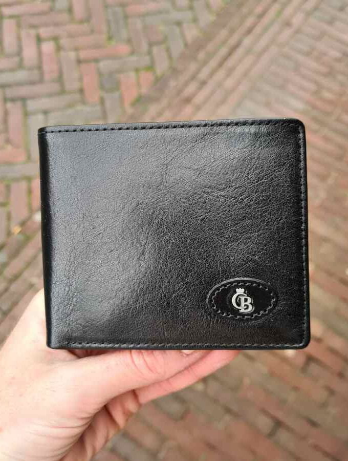 billfold in zwart