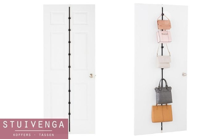 tassen ophangen binnenkant kast
