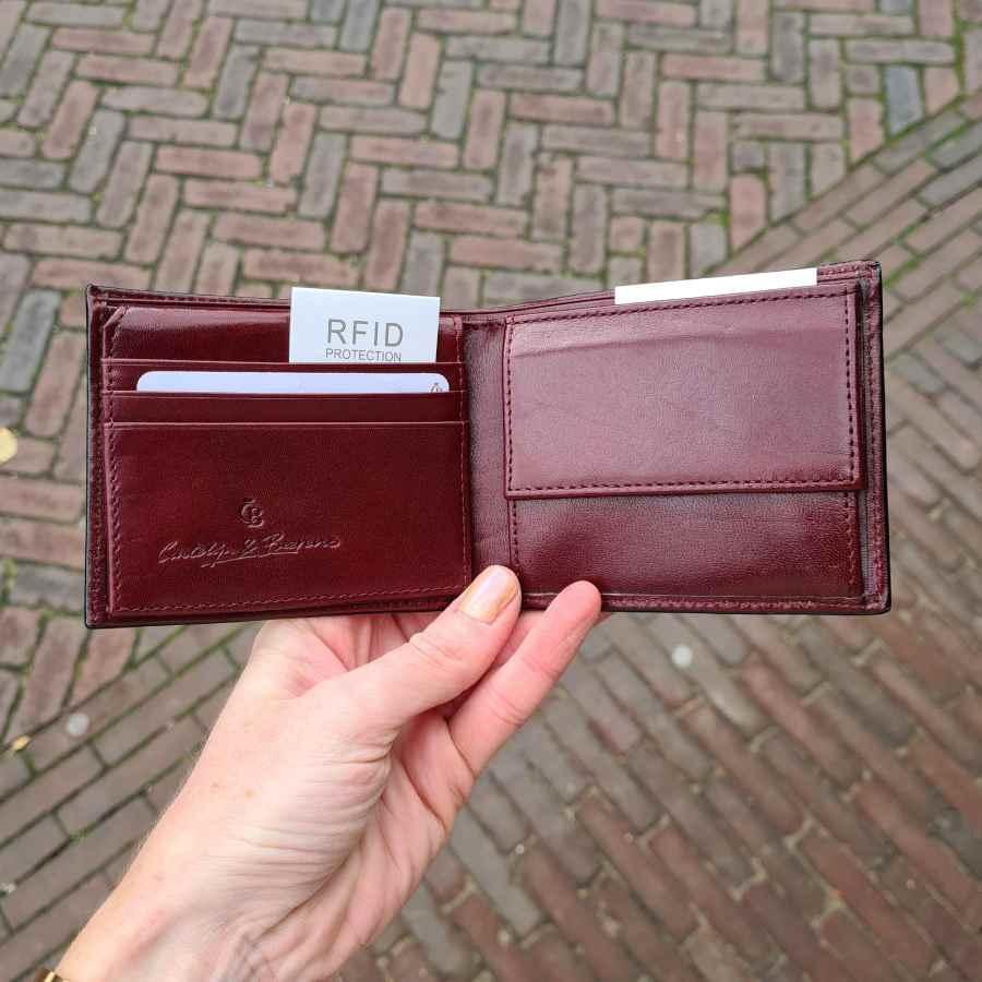Billfold Castelijn en Beerens voor pasjes en briefgeld