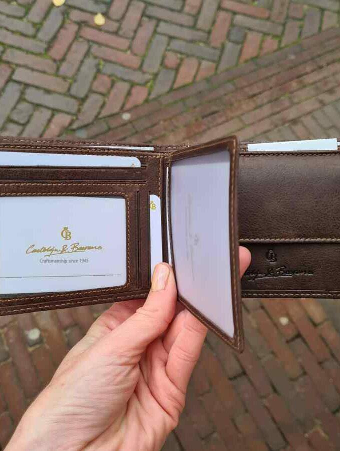 Castelijn en Beerens Billfold 11 creditcards MO