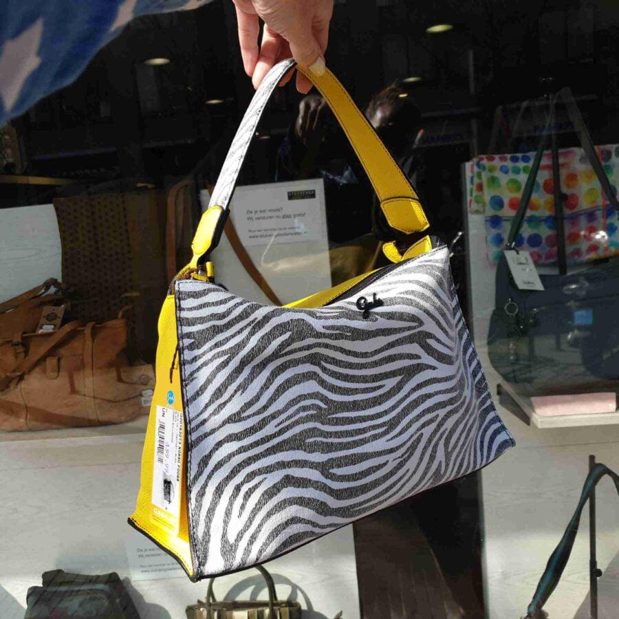 Gabs MAYA X0850 Large schoudertas met zebra