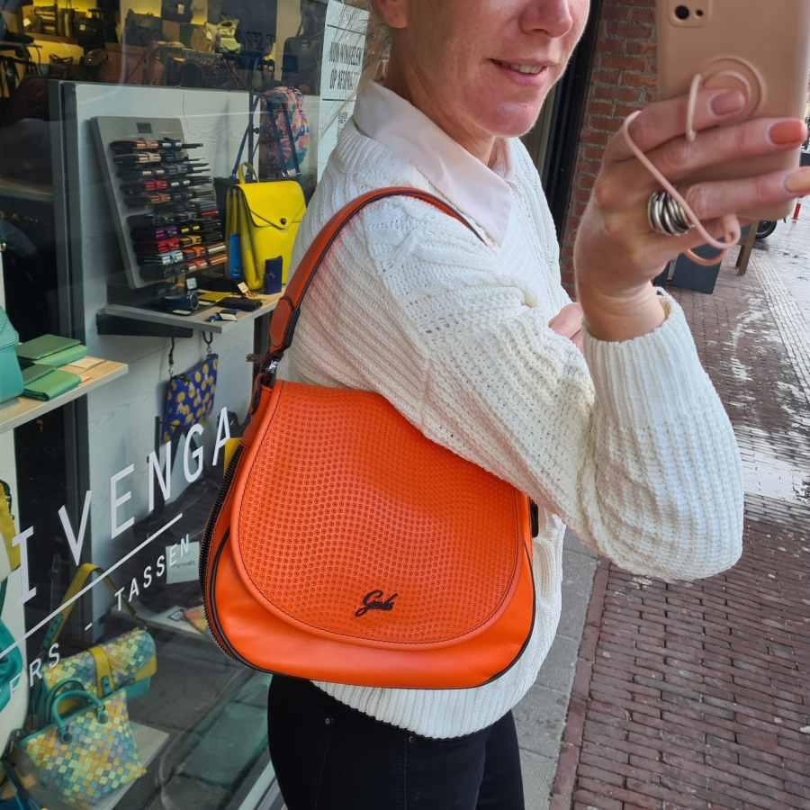 Gabs Norma Small RING Spritz met klep om arm
