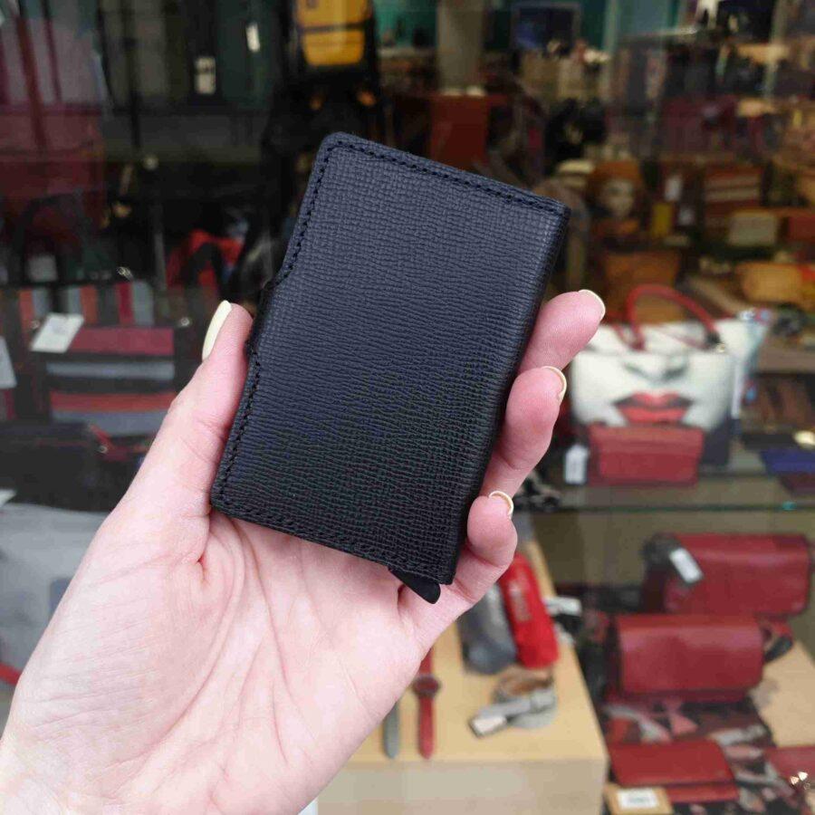 Miniwallet SECRID crisple black