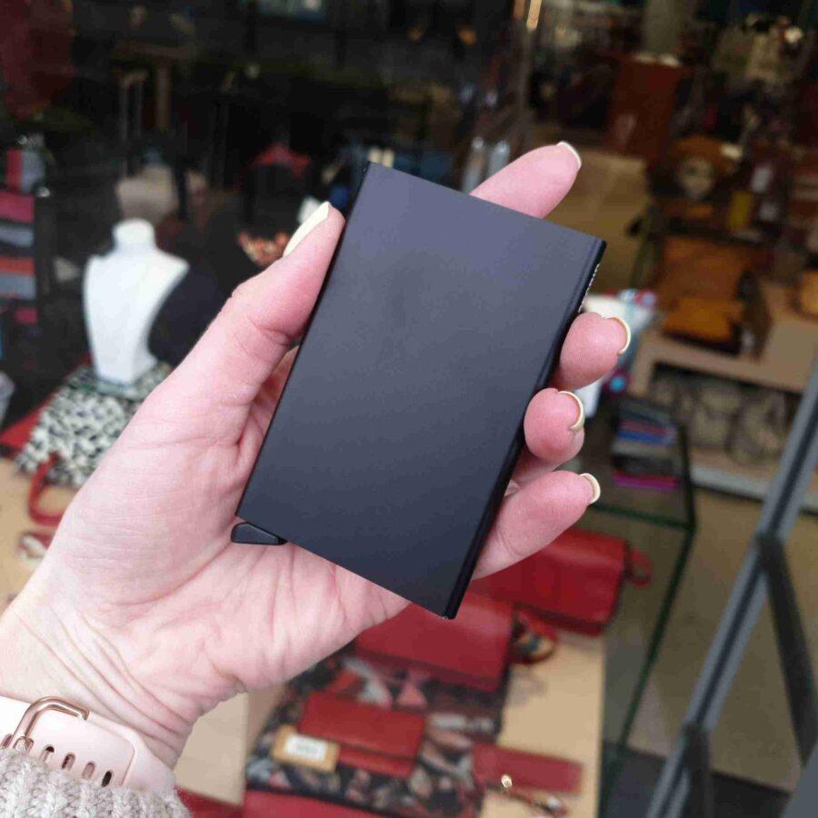 Secrid Cardprotector C-Black zwart