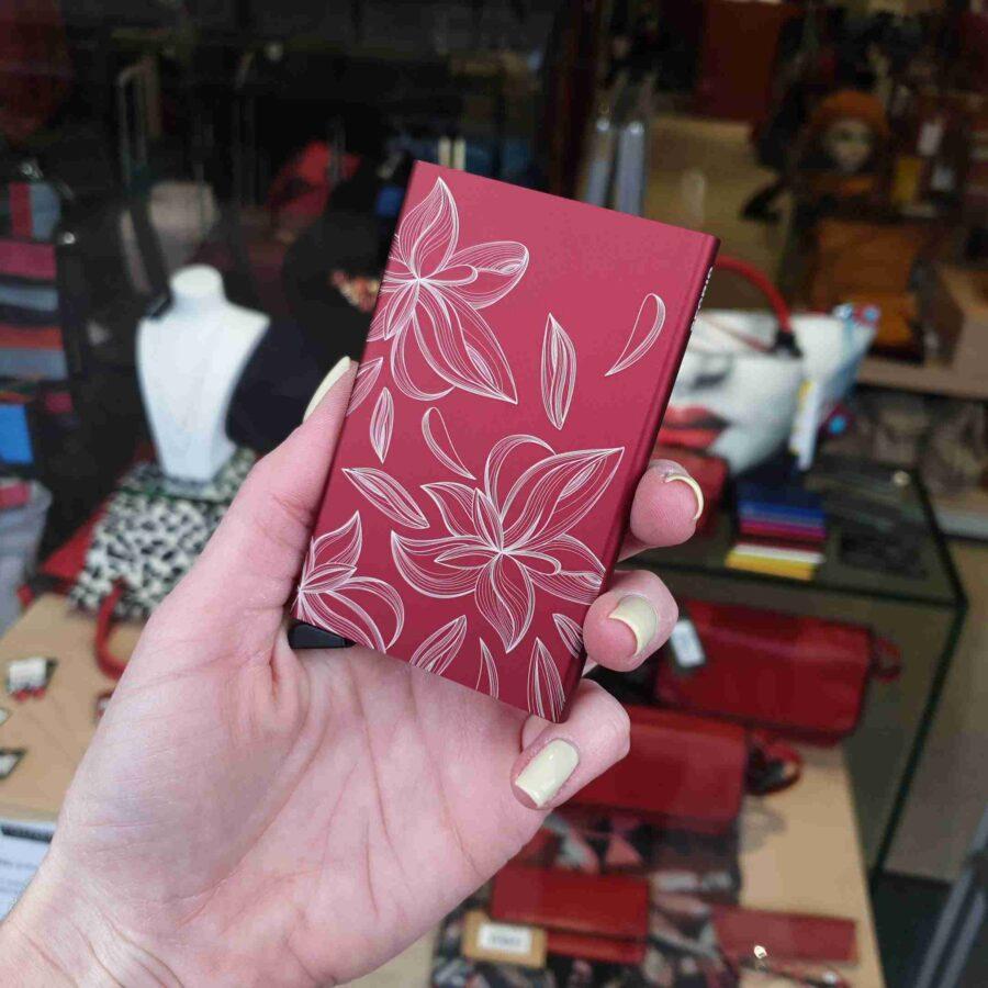 Secrid Cardprotector CLa-magnolia bordeaux