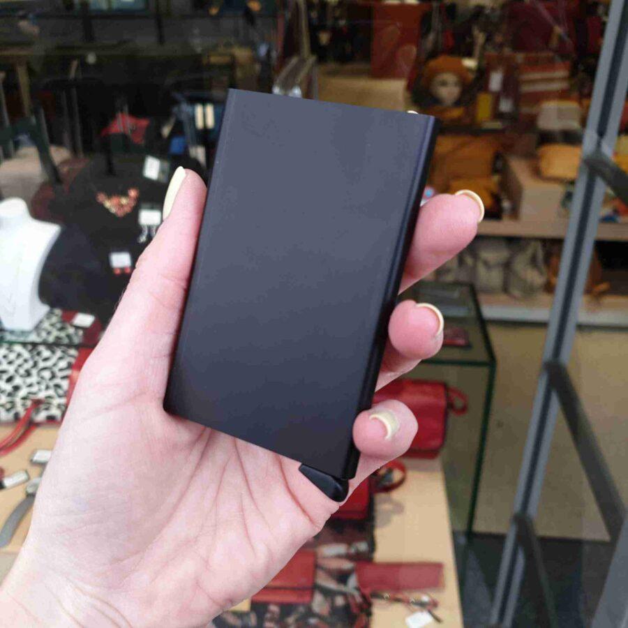 Secrid Cardprotector CLa-structure black