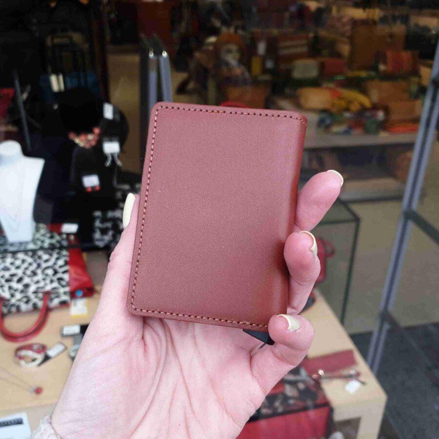 Secrid Slimwallet Original SO-cognac brown