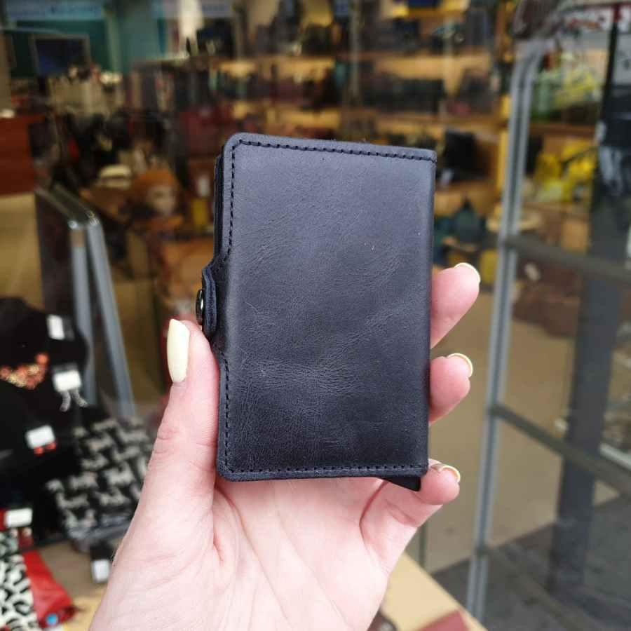 Twinwallet vintage black