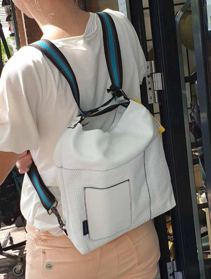 gabs rugtas backpack white wit