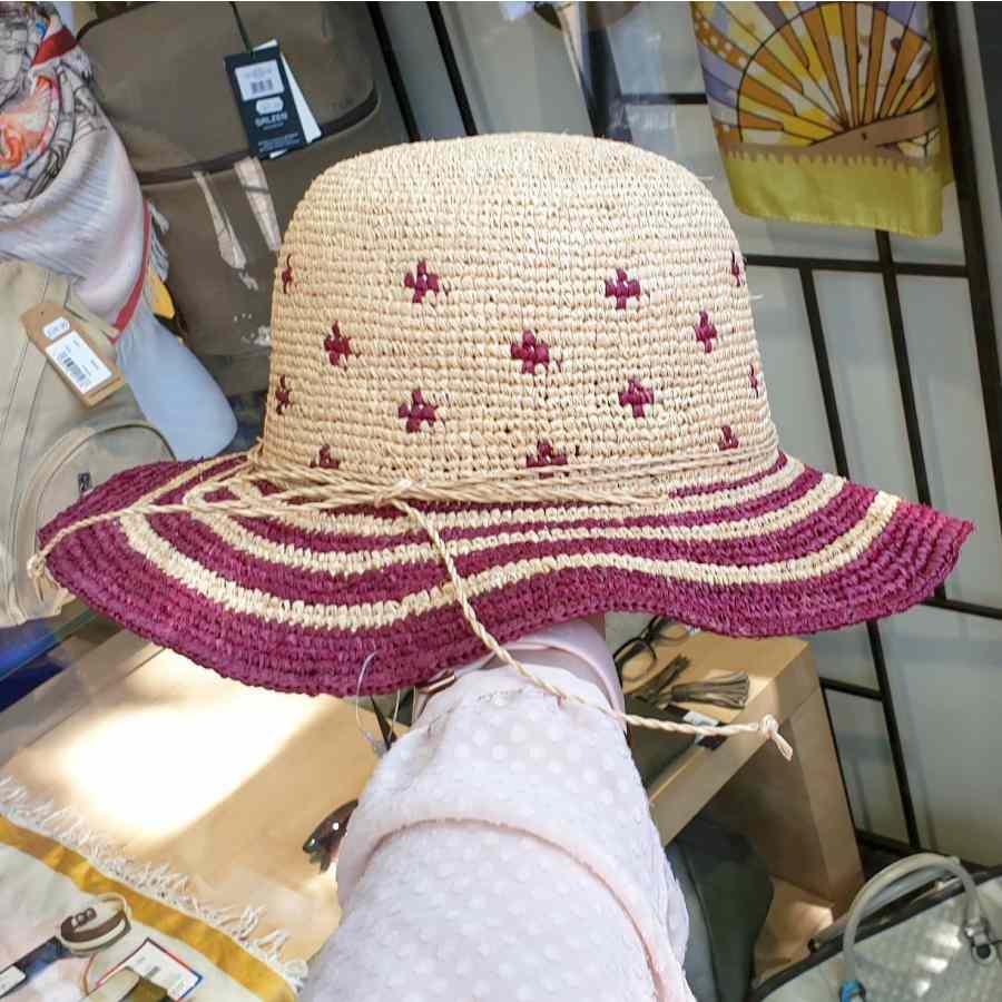 zomerhoed stro
