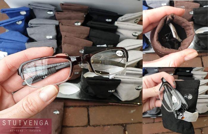 Opvouwbare leesbrillen voor Vaderdag 2020