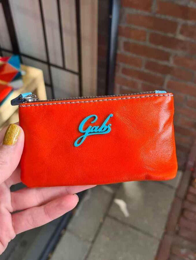 Gabs sleuteletui GKeyholder oranje