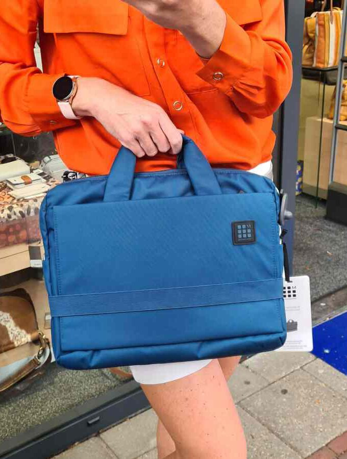 Moleskine Horizontal Device bag blue 13 inch