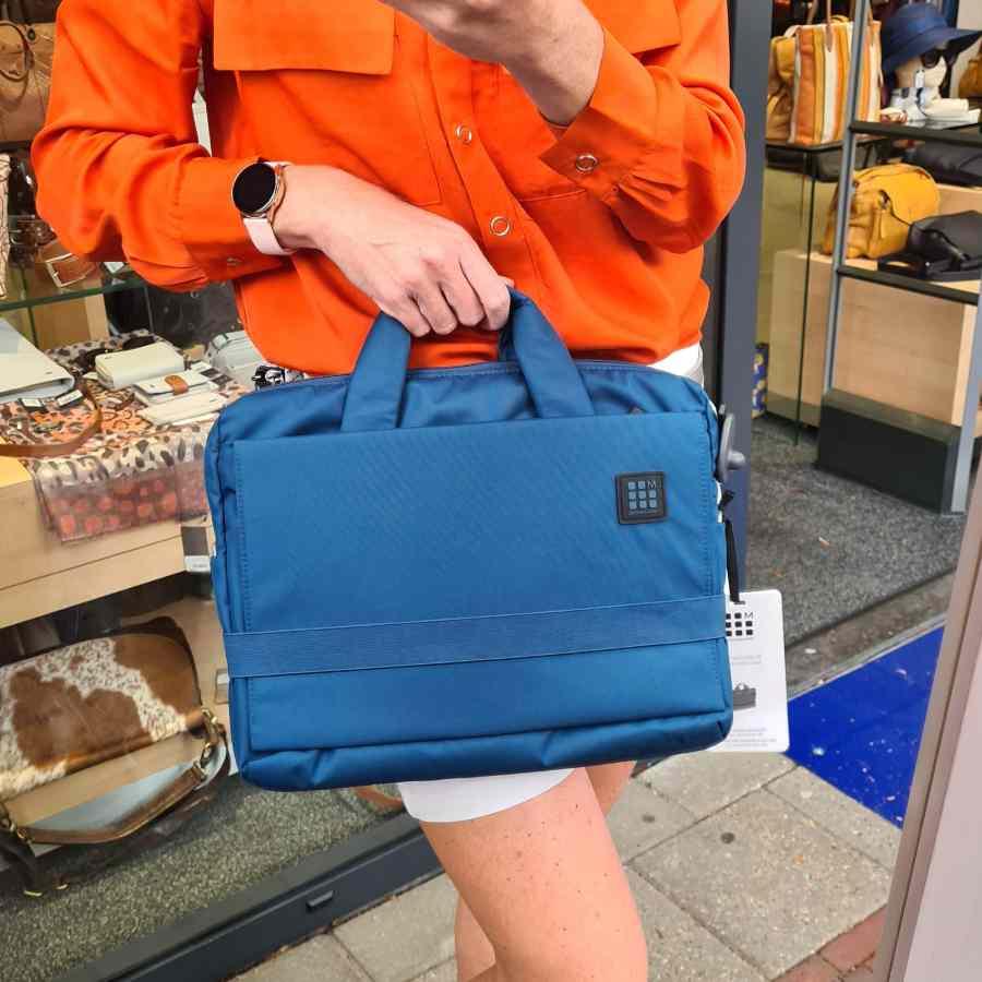 Moleskine Horizontal Device bag blue 13 inch