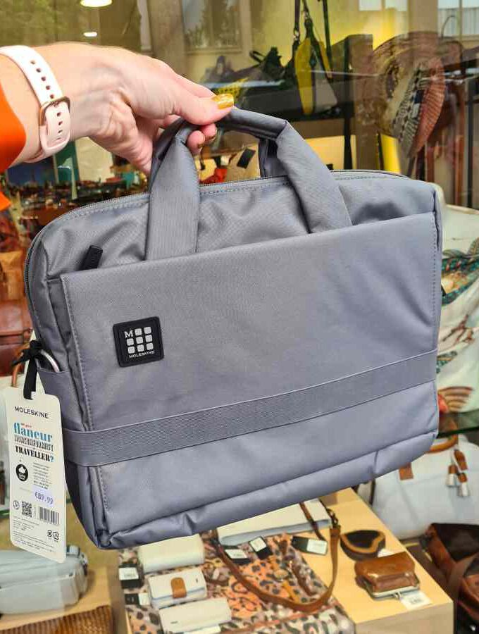 Moleskine ID Horizontal Device Bag 13 inch