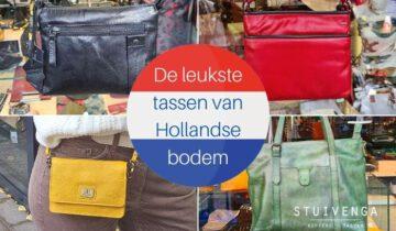 De leukste tassen van Hollandse bodem