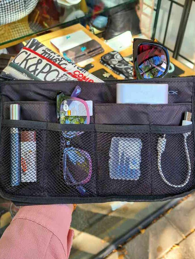 Bag in Bag tas Organiser voor handtas