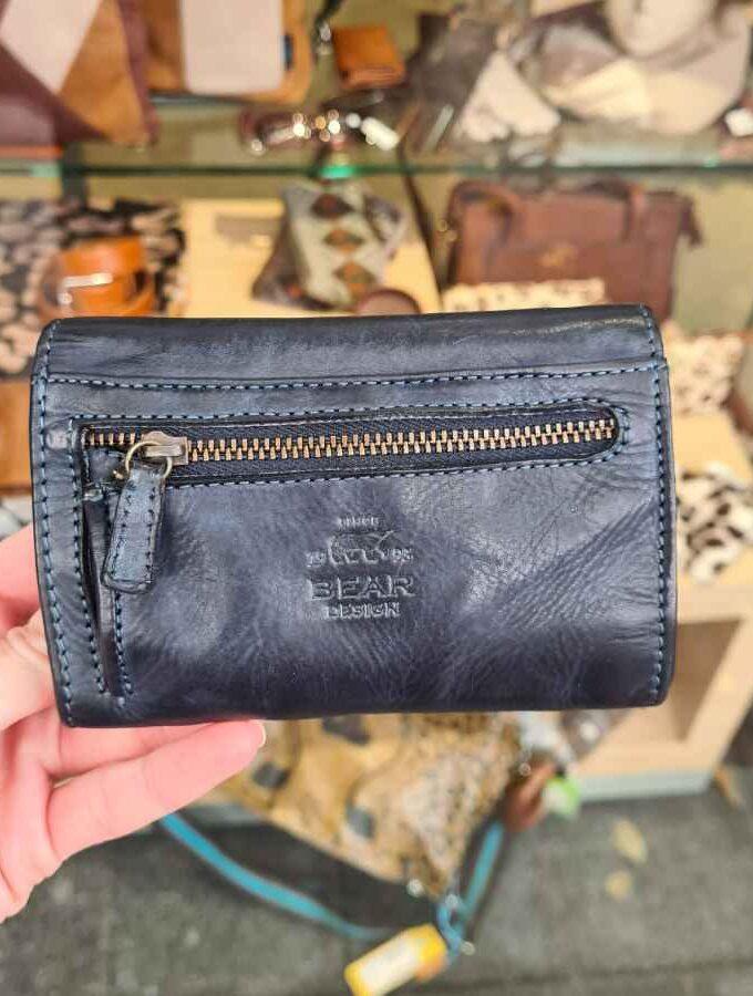 Bear Design portemonnee CL15572 donkerblauw